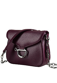 Lauren Ralph Lauren Newbury Leather Mini Shoulder Bag