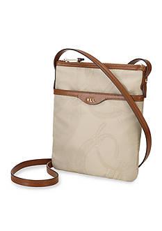 Lauren Ralph Lauren Cavalry Crossbody Bag