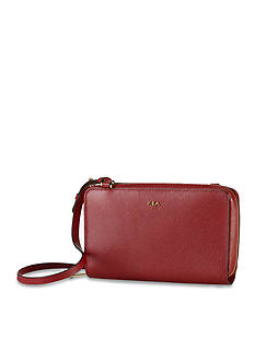 Lauren Ralph Lauren Whitby Leather Crossbody