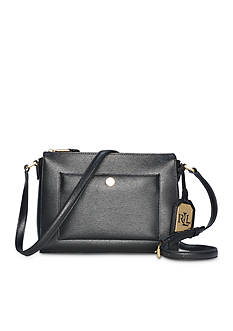 Lauren Ralph Lauren Newbury Pocket Crossbody