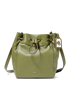 Ralph Lauren Grafton Cara Mini Drawstring Bag