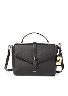 Ralph Lauren Winston Medium Messenger Bag
