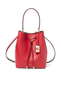 Lauren Ralph Lauren Dryden Medium Drawstring Bag