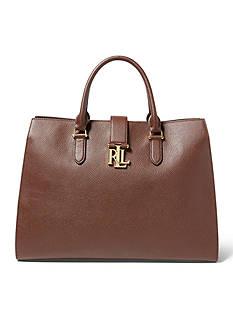 Lauren Ralph Lauren Carrington Brigitte Tote Bag