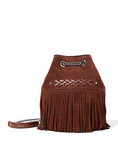 Lauren Ralph Lauren Mini Barton Drawstring Bag
