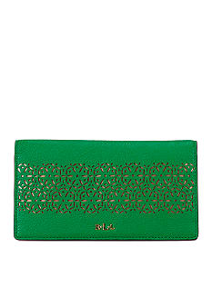 Lauren Ralph Lauren Chantilly Slim Wallet