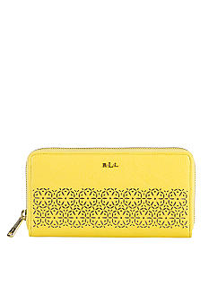 Lauren Ralph Lauren Chantilly Zip Wallet