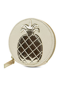 Kim Rogers Pineapple Coin Purse