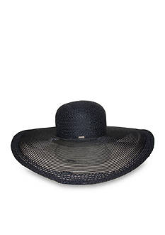 Nine West Sheer Super Floppy Hat