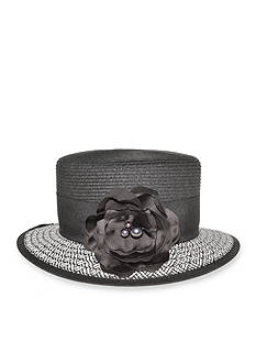 Nine West Boater Hat