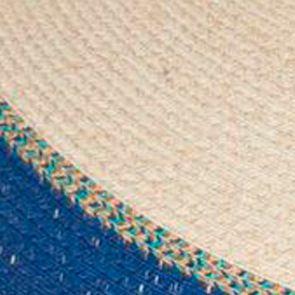 Handbags & Accessories: Nine West Shop Accessories: Blue/Natural Nine West Packable Multi Super Floppy Hat