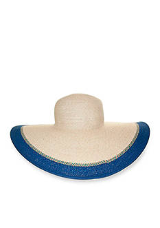 Nine West Packable Multi Super Floppy Hat