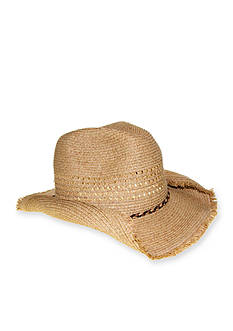 Nine West Packable Cowboy Hat