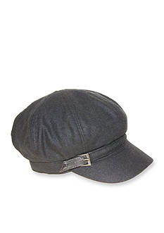 Nine West Wool Newsboy Cap