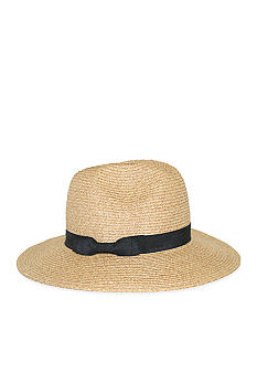 Nine West Packable Large Fedora Hat