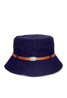 Nine West Nine West Canvas Bucket Hat