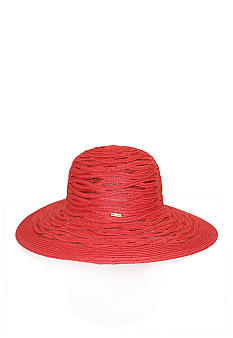 Nine West Sheer Packable Floppy Hat