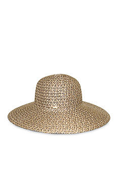 Nine West Tweed Packable Floppy Hat