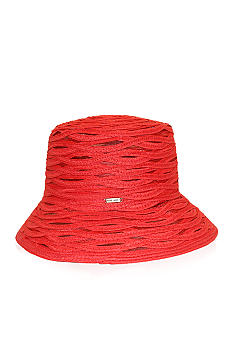 Nine West Sheer Packable Microbrim Hat
