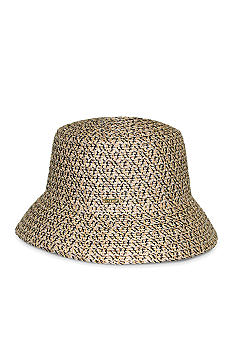 Nine West Tweed Packable Microbrim Hat
