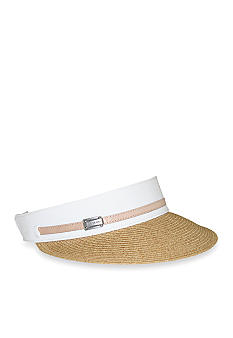 Nine West New Canvas Visor