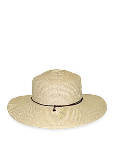 Nine West Packable Boater Bolero Hat