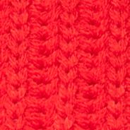 Womens Hats: Red New Directions CHUNKY KNIT CABBY - WITHOUT FLOWER