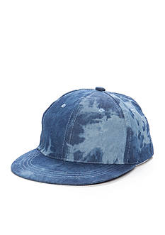 New Directions Denim Peace Baseball Hat