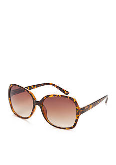 Red Camel Square Tortoise Sunglasses