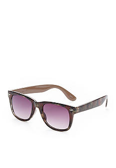 Red Camel Wayfarer Sunglasses
