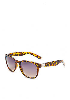 Red Camel Tortoise Surf Sunglasses