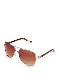 Red Camel Metal Aviator Sunglasses