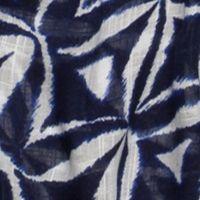 Calvin Klein Scarf: Night Calvin Klein Stamped Vine Scarf