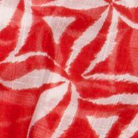Women: Calvin Klein Accessories: Lava Calvin Klein Stamped Vine Scarf