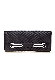Calvin Klein Christie Lamb Clutch