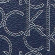 Satchel: Navy Calvin Klein Hudson Satchel
