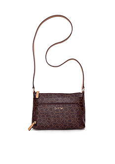 Calvin Klein Key Item Monogram Crossbody
