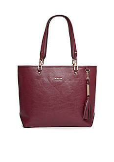 Calvin Klein Hudson PVC Unlined Tote
