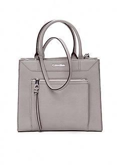 Calvin Klein Key Item Saffiano Tote