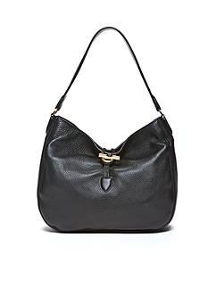 Calvin Klein Pinnacle Pebble Hobo Bag