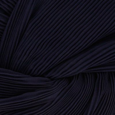 Handbags & Accessories: Nina Handbags & Wallets: Navy Chiffon Nina Alessa Clutch