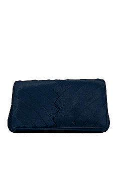 Nina Leesa Satin Clutch