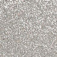 Handbags and Wallets: Silver Glitter Nina Ling Clutch