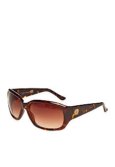Vince Camuto Plastic Rectangle Sunglasses
