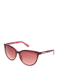 Vince Camuto Plastic Cat Sunglasses