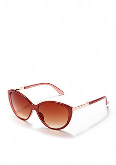 Vince Camuto Plastic Cat Eye Sunglasses