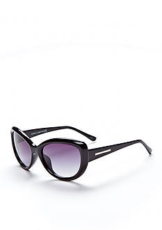Vince Camuto Classic Plastic Cat Eye Sunglasses