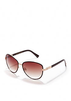 Vince Camuto Teardrop Aviator Sunglasses