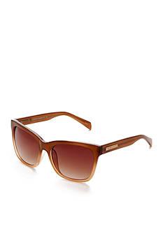 Vince Camuto Square Ombre Sunglasses