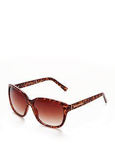Vince Camuto Plastic Retro Cat Eye Sunglasses
